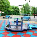 У Житомирі на вихідних відкриють інклюзивний спортивний майданчик