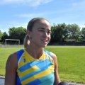 Відома спортсменка Юлія Єлістратова популяризує на Житомирщині здоровий спосіб життя