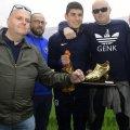 Житомирянина Руслана Маліновського визнали кращим футболістом чемпіонату Бельгії