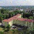У Житомирі продовжується реконструкція обласного онкологічного диспансеру. ФОТО