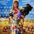 Житомирянці Ірині Шинкарук вручили почесне звання Народної артистки України. ФОТО