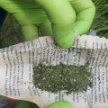 На Житомирщині юнак намагався доправити у виправну колонію наркотики