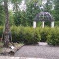 """У Житомирі в парку активно працюють над """"Зеленим лабіринтом"""". ФОТО"""