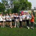 Дівочі команди ЗОШ №33 виграли Чемпіонат серед навчальних закладів м. Житомира