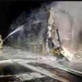 Автобус Киев-Прага дотла сгорел в Польше. В нем ехали житомиряне ФОТО. ВИДЕО