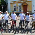Компанія «Рудь» — головний партнер Велодня в Житомирі