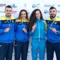 Спортсменка з Житомирщини виборола 4 медалі на Кубку світу з веслування на байдарках і каное