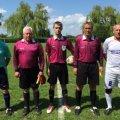 Результати 1-го туру чемпіонату Житомирщини з футболу серед ветеранів
