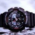 Стильные наручные часы для мужчин от Casio