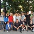 Житомирянка виграла золото на чемпіонаті України з вільної боротьби серед молодших юнаків та дівчат