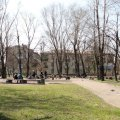 У Житомирі відкрили оновлений сквер на Лятошинського. ВІДЕО