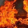 В Коростені ліквідували пожежу в магазині промислових товарів