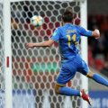 Гол житомирянина Данила Сікана дозволив збірній України з першого місця вийти в 1/8 фіналу молодіжного чемпіонату світу з футболу