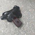 У Житомирі поліцейські виявили у громадянина пістолет. ФОТО