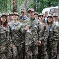 В Олевську завершився І етап військово-патріотичної гри «Джура»