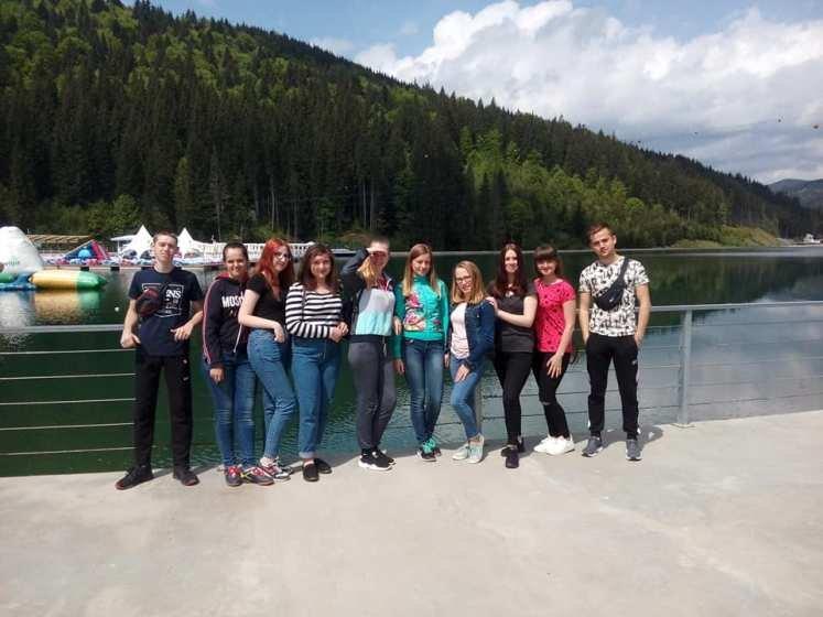 Студенти ЖДУ ім. І. Франка проходять практику в Карпатах. ФОТО