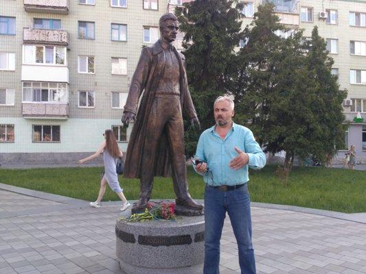 У Житомирі націоналісти вшанували пам'ять Олега Ольжича