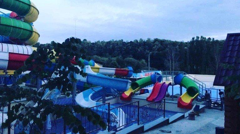 В Житомирі відкривається перший аквапарк під відкритим небом