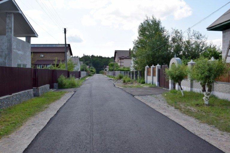 В Оліївській громаді активно ремонтують місцеві дороги