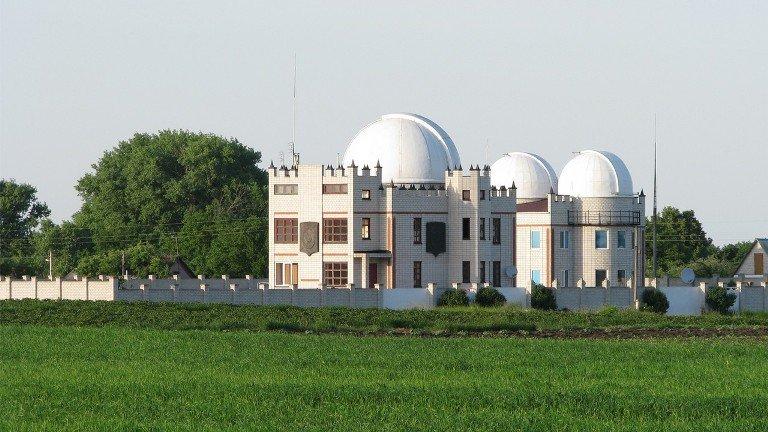 На Житомирщині існує приватна астрономічна обсерваторія. ФОТО