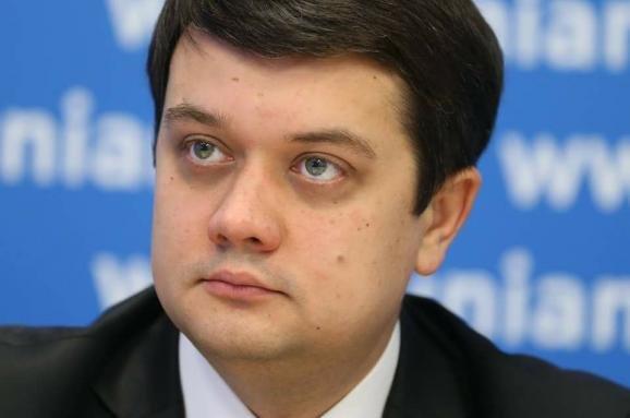 Уродженець Бердичева стане Головою Верховної Ради України?