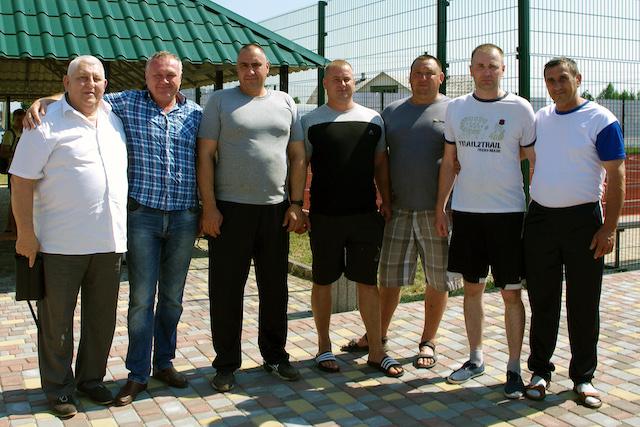 Левків надалі незмінне найкраще спортивне село Житомирського району! ФОТО