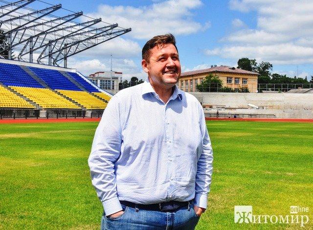 Ігор Гундич: «Я балотуюся до Верховної Ради не щоб взяти участь, а щоб перемогти»