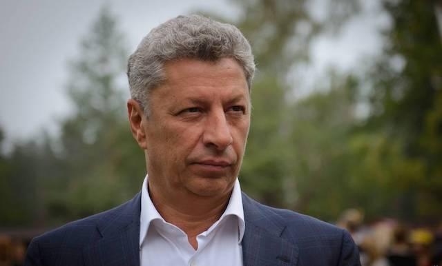 Юрий Бойко: Мы идем на выборы, чтобы принести в Украину мир
