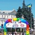 """Стовідсоткове свято для дітей  у Житомирі від виробника морозива № 1 — компанії """"Рудь""""! ФОТО"""