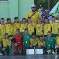 Коростенський «Мал-1» виграв Чемпіонат Житомирщини з футболу U-10