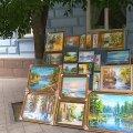 Міська рада заборонила виставку картин на Михайлівській?