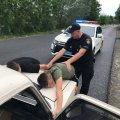 Поблизу Житомира поліція затримала крадіїв. ФОТО