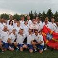 Команда Житомирщини з міні-футболу стартувала на Всеукраїнській спартакіаді