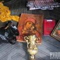 «Церковний злодій» після повернення з Росії пограбував 6 храмів на Житомирщині та Київщині
