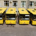 Житомирщина отримала вже 10 закуплених цьогоріч шкільних автобусів