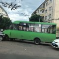 У Житомирі на Київській сталася ДТП. ФОТО