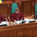 Розпочалося засідання Конституційного суду щодо законності розпуску ради (ТРАНСЛЯЦІЯ)