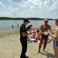 Житомирські рятувальники проводять комплексну роботу щодо попередження надзвичайних подій на воді