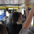 В Бердичеве завелся маньяк, обнюхивающий в общественном транспорте интимные места других пассажиров