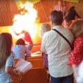 За фактом самоспалення підприємця у сесійній залі міської ради розпочато кримінальне провадження