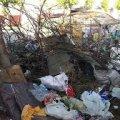 Мешканці Мальованки у Житомирі скаржаться на смітник у їхньому районі