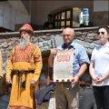 У Коростені вперше проходить фестиваль «Добриня Фест». ФОТО