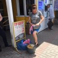 Скільки коштують лисички на Житньому ринку у Житомирі?