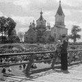 Як виглядав храм в Баранівському районі в далекому 1940 році. ФОТО