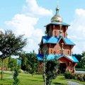 Неймовірні краєвиди жіночого монастиря на Житомирщині. ФОТО