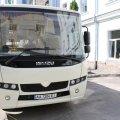 Один з приватних перевізників міста закупив 10 одиниць нового автотранспорту