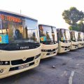 Завтра на маршрут №126 Польова-Тетерівка вийде 10 новеньких автобусів