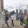 Затримано чоловіка, який «замінував» вокзали у Житомирі