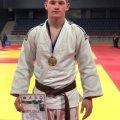 Житомирянин стал серебряным призером чемпионата Европы по дзюдо среди кадетов