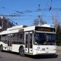 У Житомирі змінюються графіки руху тролейбусів